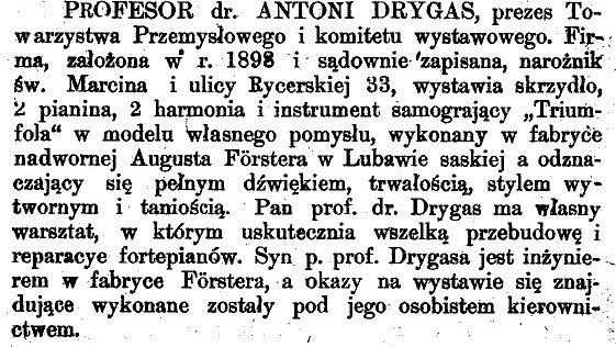 Fot. 7. Pamiętnik Wystawy Przemysłowej w Poznaniu z roku 1908.