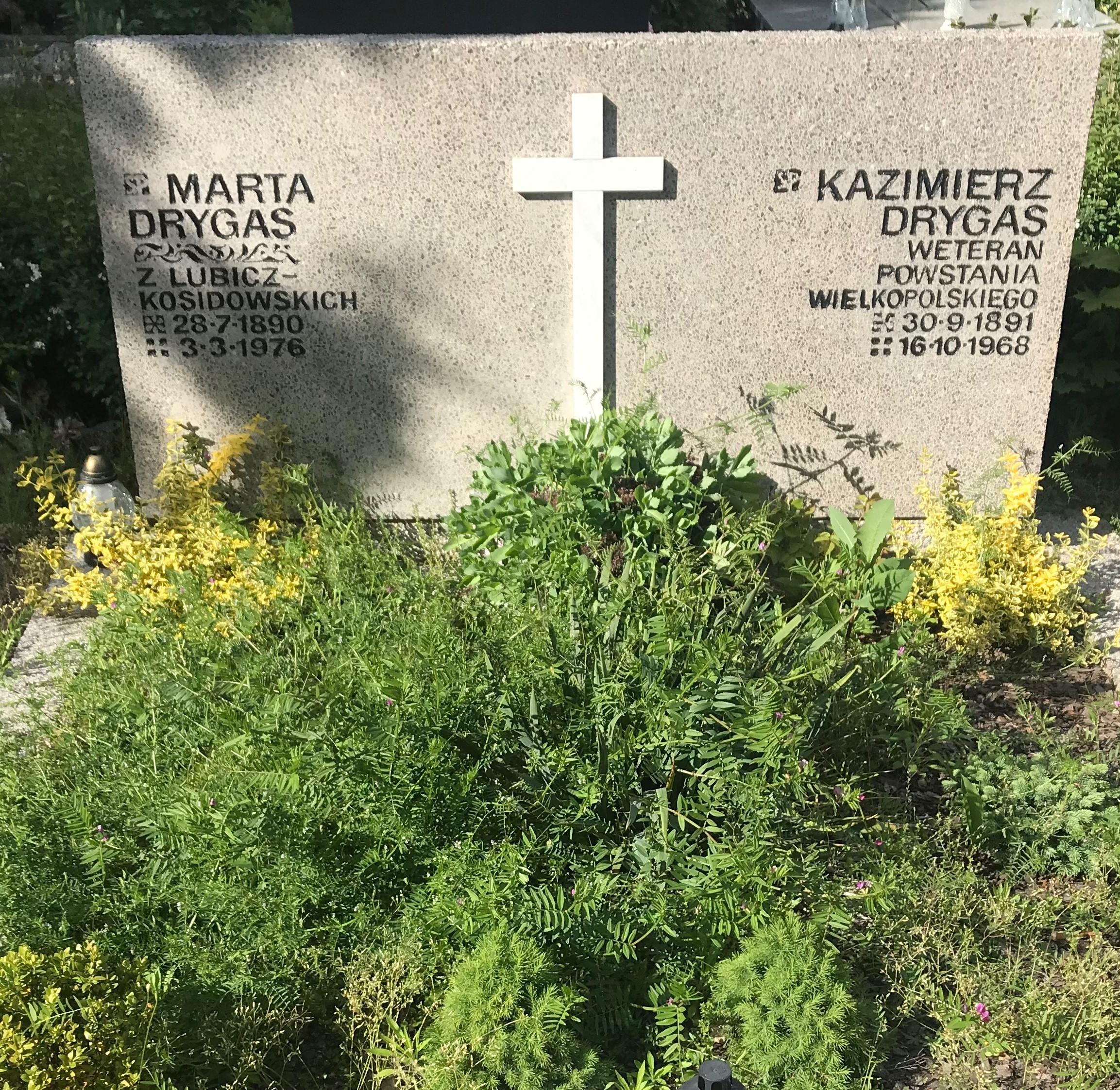 Grób na cmentarzu Poznań Junikowo. Pole:9, kwatera:2, rząd:12, miejsce:22.