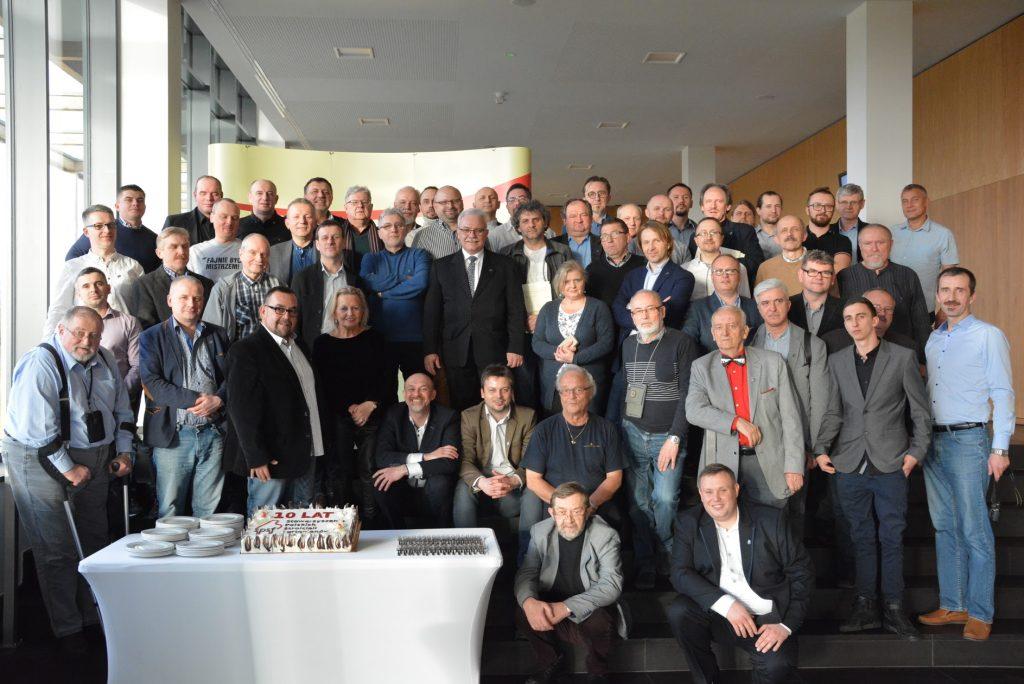 Najliczniejsze z dotychczasowych spotkań stroicieli - 53 członków Stowarzyszenia z całej Polski, dwóch członków honorowych oraz goście. W sumie do Lusławic przyjechało 65 osób.